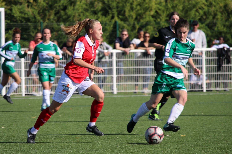 Le Stade De Reims Feminin Force 8 Sport Club