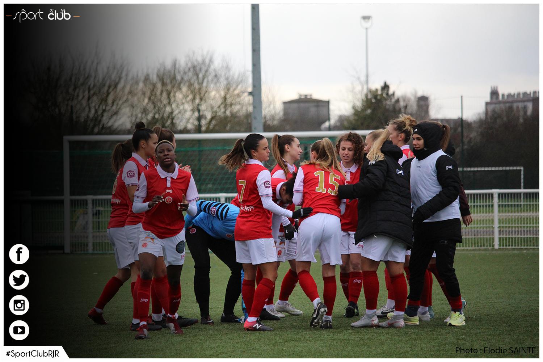 Le Stade De Reims Feminin Connait Son Programme Pour La D1 Sport
