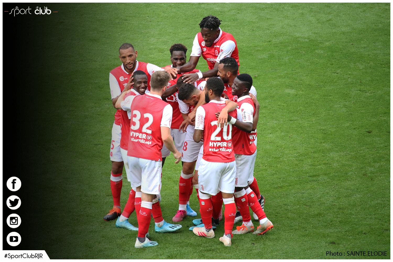 Un Stade De Reims Renversant Retrouve Le Sourire A Angers Sport Club
