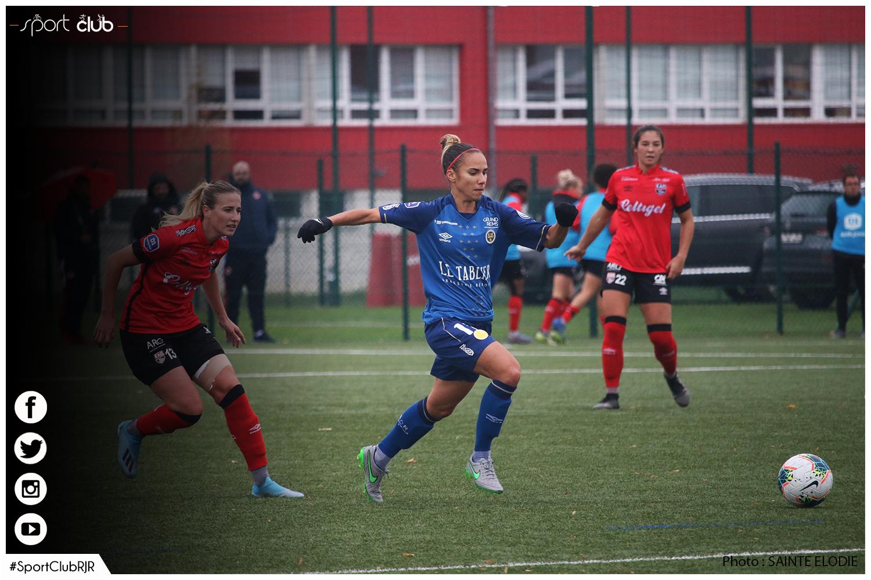 Le Stade De Reims Feminin Passe Sans Trembler En 8e De Coupe De